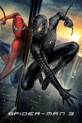 Från filmen Spider-Man 3 som sänds på Viasat Film Action
