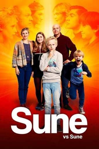 Från filmen Sune vs. Sune som sänds på Viasat Film Family