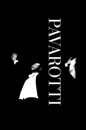 Bild från filmen Pavarotti