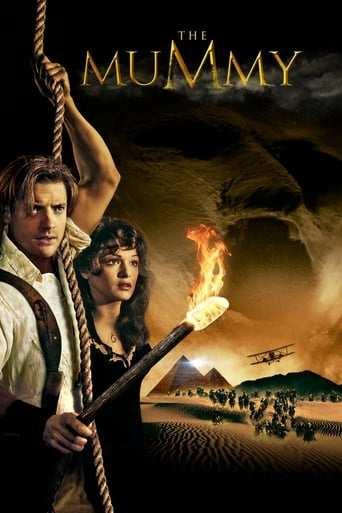 Bild från filmen The mummy