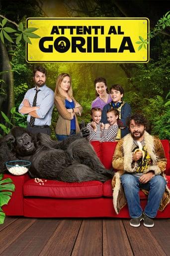Bild från filmen Se upp för gorillan