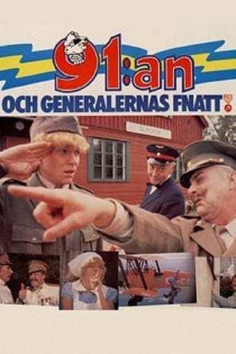 Bild från filmen 91:an och generalernas fnatt