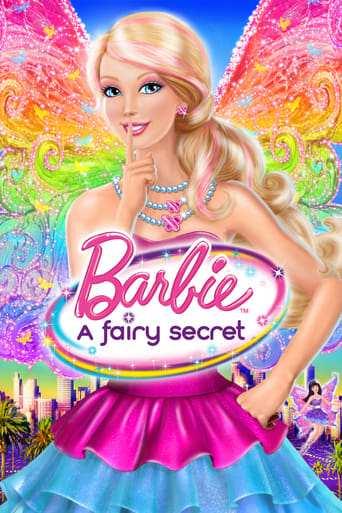 Bild från filmen Barbie: A fairy secret