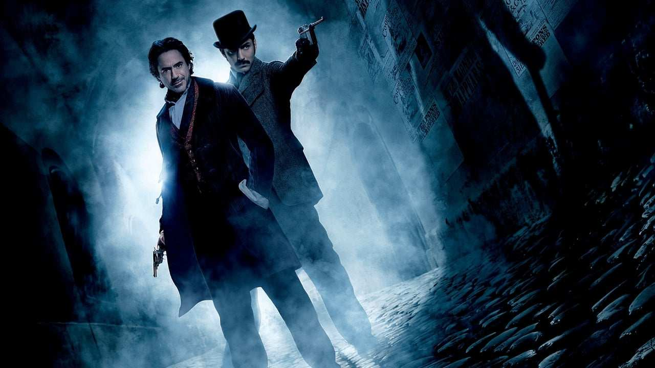 TV4 - Sherlock Holmes: A game of shadows