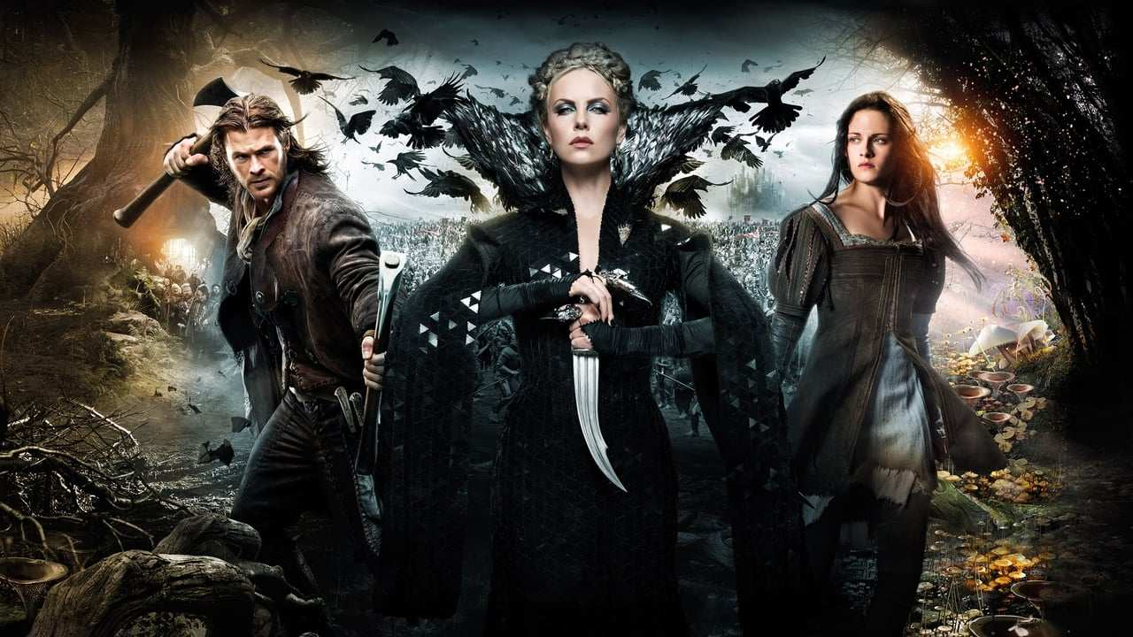 Sjuan - Snow White and the huntsman