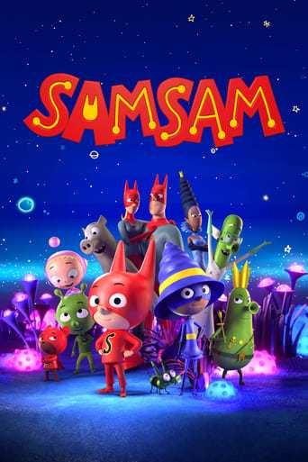 Bild från filmen SamSam