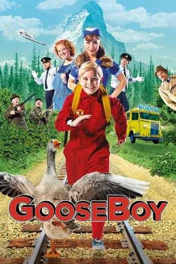 Bild från filmen Gooseboy