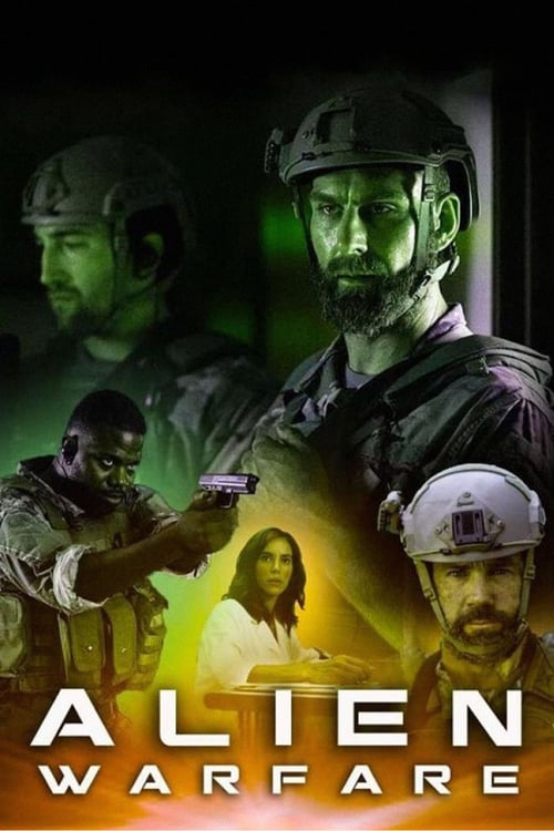 Bild från filmen Alien