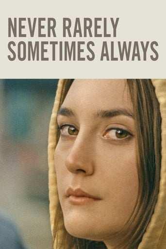 Film: Never Rarely Sometimes Always