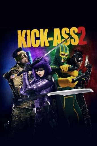 Bild från filmen Kick-Ass 2