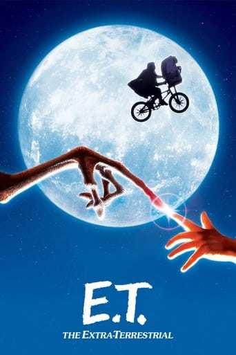 Från filmen ET - the extra-terrestrial som sänds på C More Stars