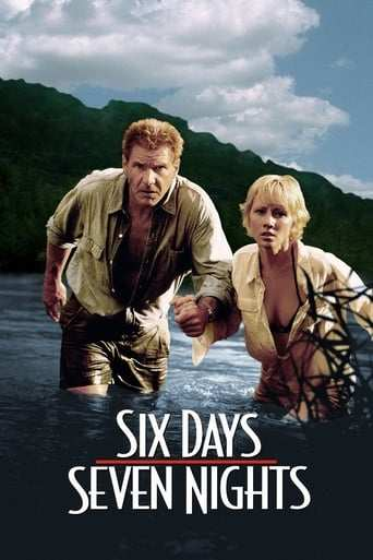 Bild från filmen Sex dagar sju nätter