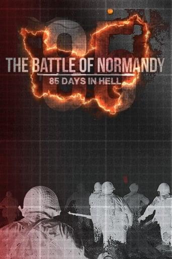 Från filmen Battle of Normandy: 85 days in hell som sänds på TV10