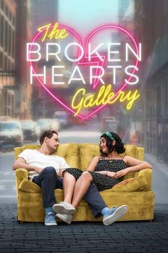 Bild från filmen The broken hearts gallery