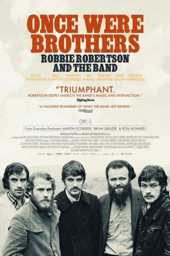 Bild från filmen Once were brothers: Robbie Robertson and the band