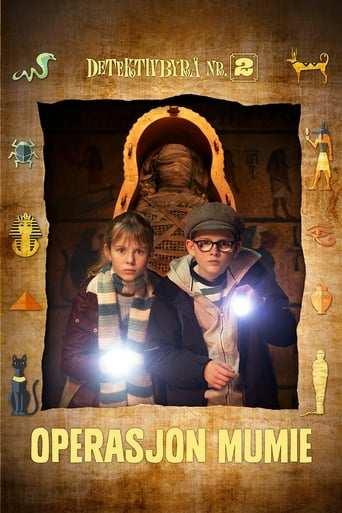 Bild från filmen Operasjon Mumie