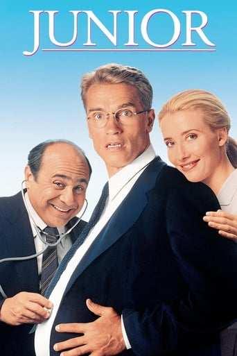 Bild från filmen Junior