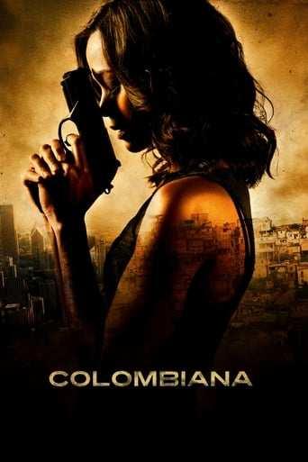 Bild från filmen Colombiana