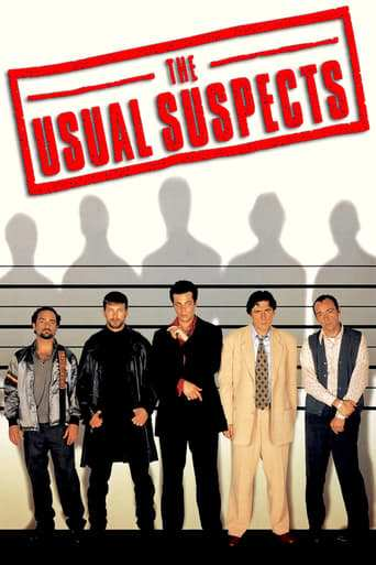 De misstänkta