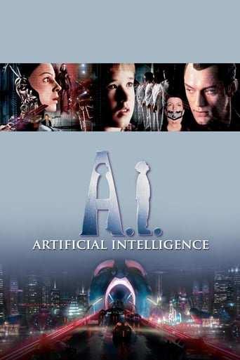 Film: A.I. Artificiell intelligens