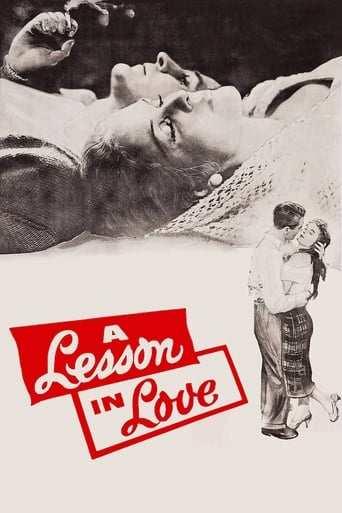 Bild från filmen En lektion i kärlek