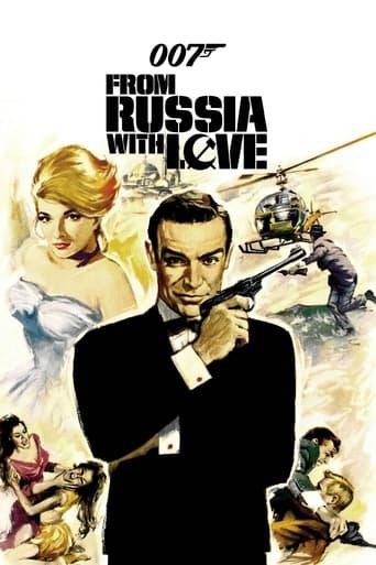 Bild från filmen Agent 007 ser rött