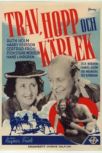 Bild från filmen Trav, hopp och kärlek