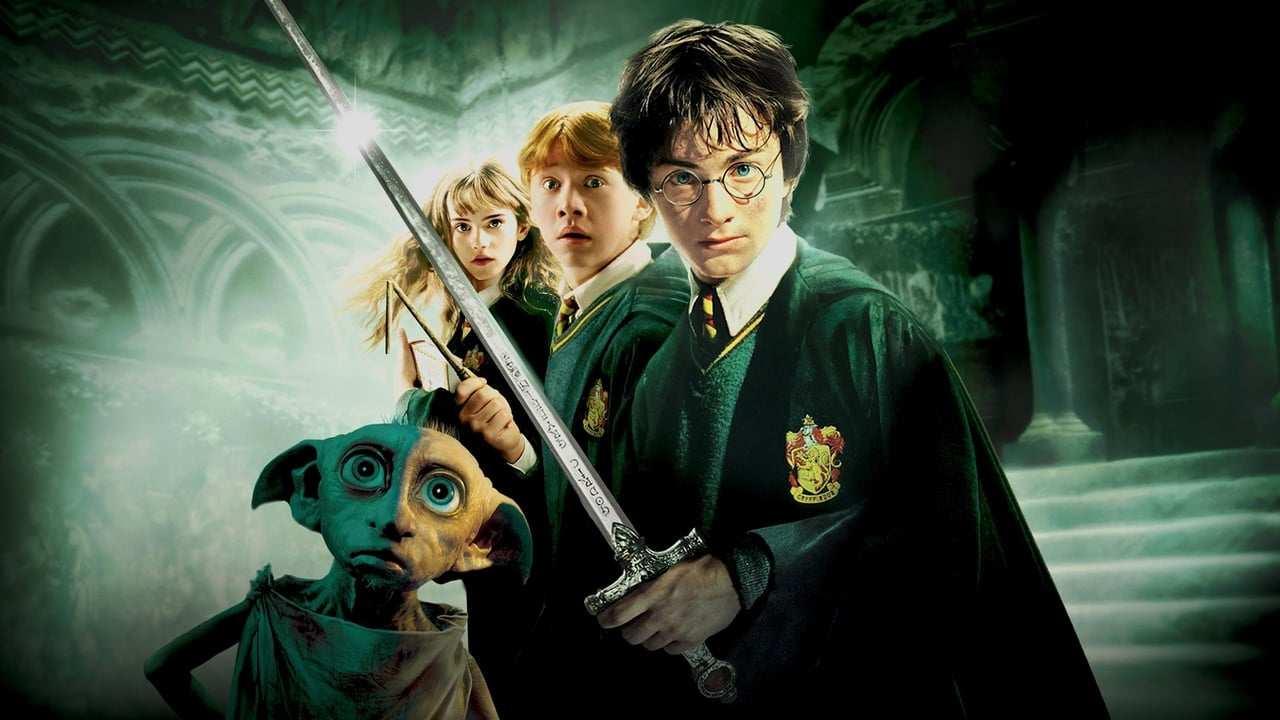 C More Hits - Harry Potter och hemligheternas kammare