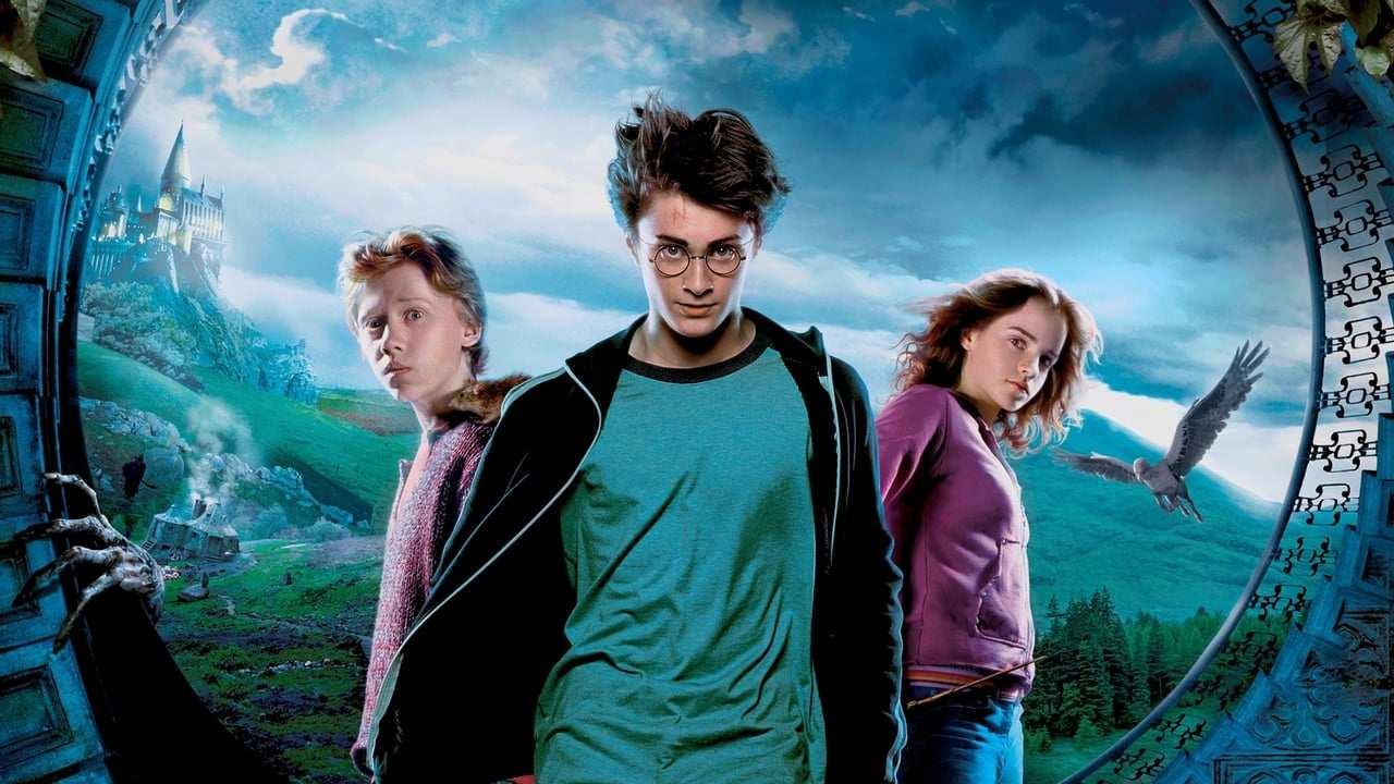 C More Stars - Harry Potter och fången från Azkaban