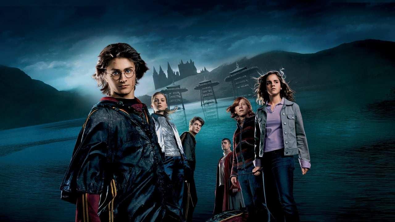 C More First - Harry Potter och den flammande bägaren