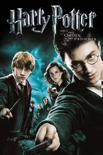 Film: Harry Potter och Fenixorden