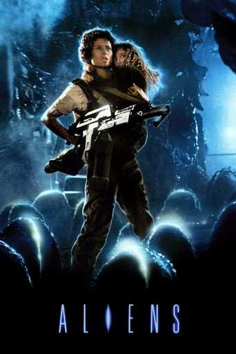 Bild från filmen Aliens - återkomsten