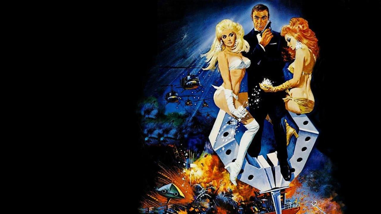 Diamantfeber regisserad av Guy Hamilton