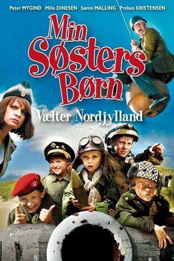 Bild från filmen Min søsters børn vælter Nordjylland