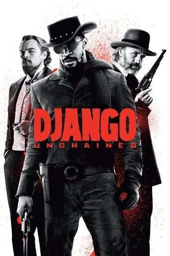 Bild från filmen Django unchained