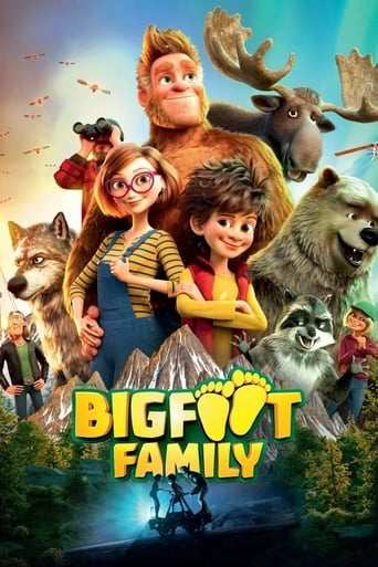Film: Familjen Bigfoot