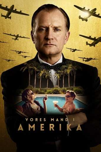 Bild från filmen Vores mand i Amerika