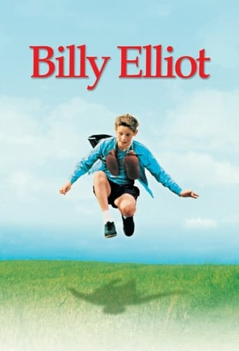 Från filmen Billy Elliot som sänds på C More Stars