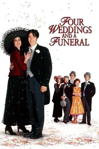 Fyra bröllop och en begravning