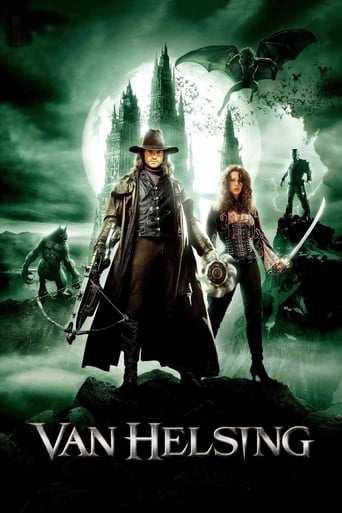 Bild från filmen Van Helsing