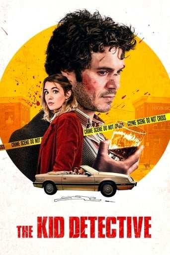 Bild från filmen The Kid Detective