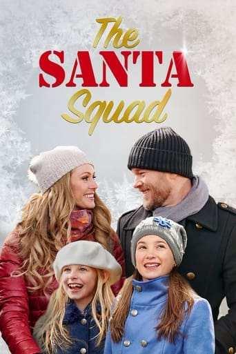 Bild från filmen The Santa squad