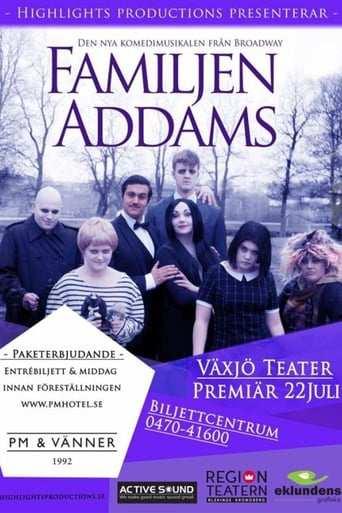 Bild från filmen Familjen Addams