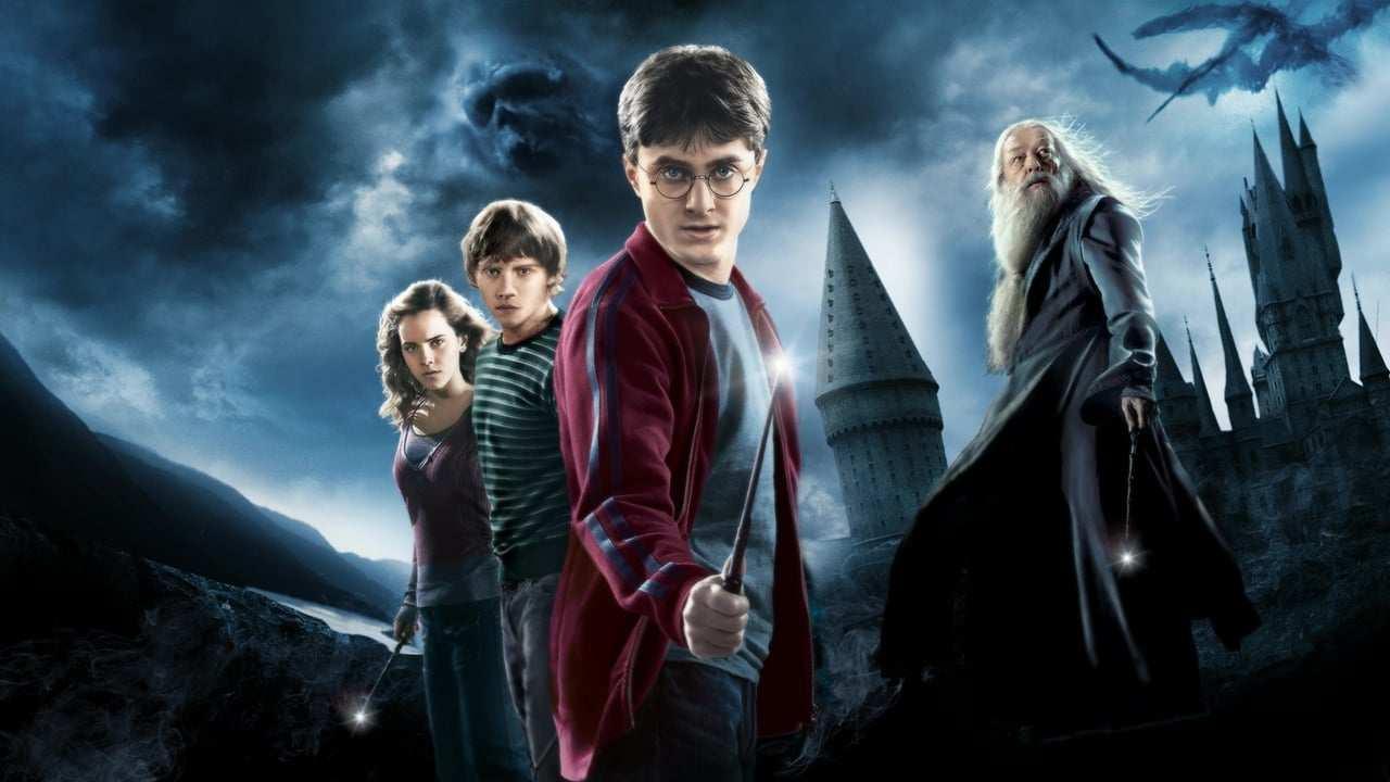 C More Hits - Harry Potter och halvblodsprinsen