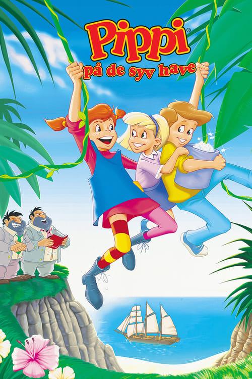 Film: Pippi i Söderhavet