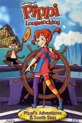 Bild från filmen Pippi i Söderhavet