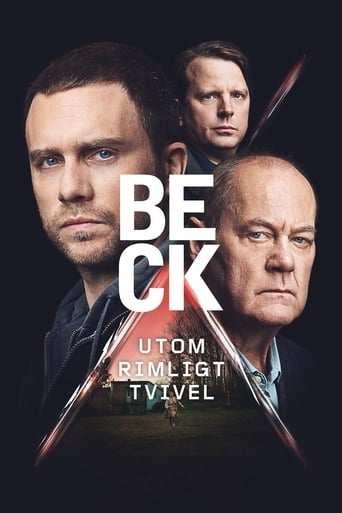 Bild från filmen Beck: Utom rimligt tvivel