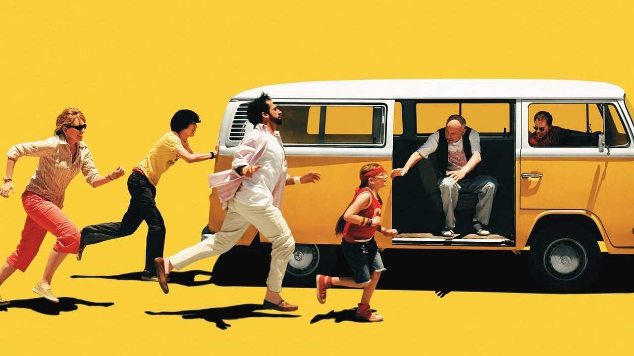 Little Miss Sunshine regisserad av Valerie Faris