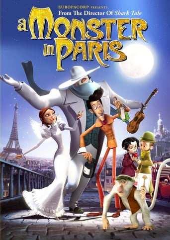 Film: Skönheten och monstret i Paris