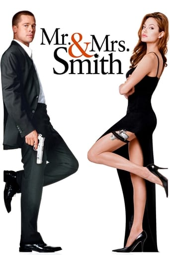 Bild från filmen Mr & mrs Smith